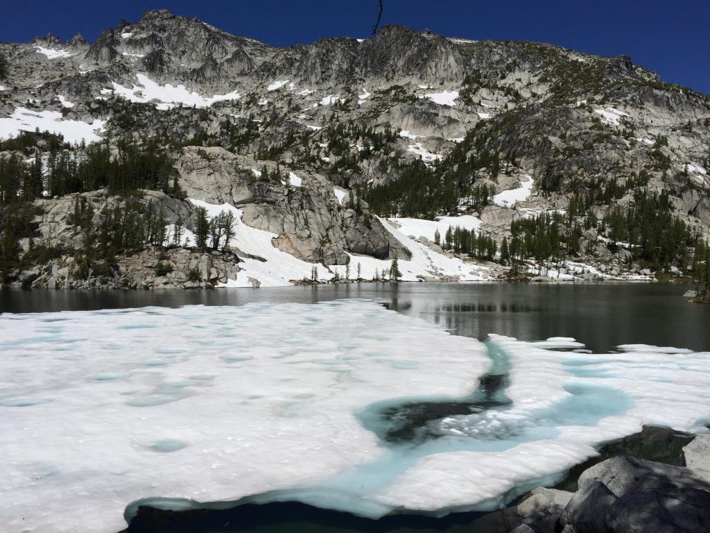 lake perfection ice